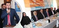 AK Parti'den Kongre Öncesi Dayanışma...