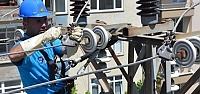 Alaçam, 19 Mayıs ve Yakakent'te Elektrik...