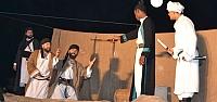 Alaçam'da Bilal-i Habeşi Tiyatrosu Sahne...