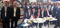 Antalya'da Düzenlenen 7. Yörex Fuarında...