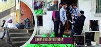 Bafra Belediyesi'nden Sığınmacılara...