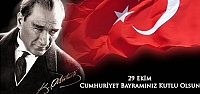 Bafra Eğitim-İş'ten Cumhuriyet Bayramı...