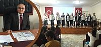 Bafra Koleji'nde Öğretmenler Günü...