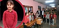 Bafra Mehmet Akif Ersoy İlkokulu'nda...