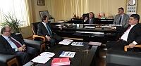 Bafra OSB Toplantıları Merkez Alana Alındı