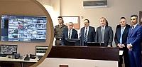 Bafra'da MOBESE Sistemi Devreye Girdi
