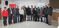 Bafra'da Proje Döngüsü Eğitim Semineri