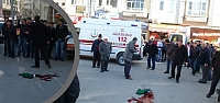 Bafra'da Silahlı Saldırı : 1 Ölü