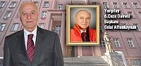 Bafra'lı Yargıtay 6. Ceza Dairesi Başkanı...