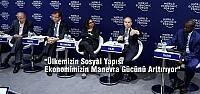 Bakan Kılıç Dünya Ekonomik Forumu'nda...