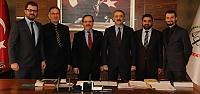 Başkan Şahin'den Bara Başkanı Gürbüz'e...