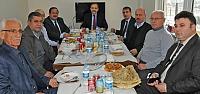 Başkan Şahin'den Pancar Ekicileri Kooperatifi'ne...