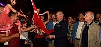 Başkan Yılmaz: 15 Temmuz Türkiye İçin...