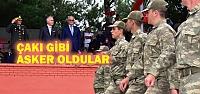 Başkan Yılmaz Asker Ailelerinin Mutluluğuna...