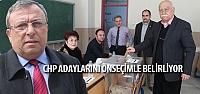 CHP Bafra Teşkilat Üyeleri Önseçim'e...