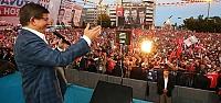 """Davutoğlu; """"Samsun tarihin sembol şehirlerinden..."""