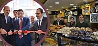 Elisa Unlu Mamülleri Bistro Cafe Hizmete Açıldı