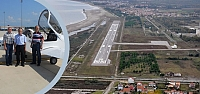 Engiz Havaalanı'nda Pilot Eğitimleri Başladı