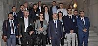 Erhan USTA, Balkan Ülkelerinin Gazetecileriyle...
