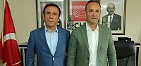 Genç'ten CHP'ye Geçmiş Olsun Ziyareti
