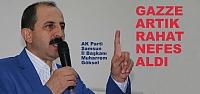 Göksel, 'Türkiye, Mazlum Milletlerin...
