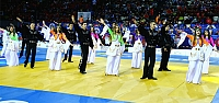 Grand-Prix Samsun 2015 Judo Turnuvası Başladı