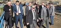 Halis Kaymakam; Köy Ziyaretlerine Devam...