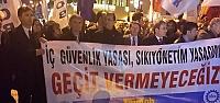 İç Güvenlik Yasa Tasarısı Protesto...
