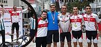 """Karaca; Artvin """"1. Bisiklet Yol"""" Yarışı..."""