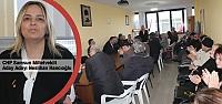 Neslihan Hancıoğlu; Partililerle Bir Araya Geldi