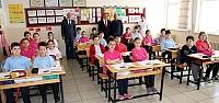 Öğrenci Rica Etti, Başkan Şahin Ders...