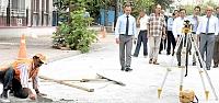 Samsun Büyükşehir Belediyesi Havza'da...
