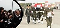 Şehidimizin Cenazesi Ordu'ya Uğurlandı