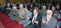 Şehit Lider Bafra'da Dualarla Yâd Edildi