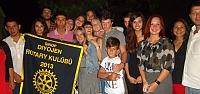 Sinop Diyojen Rotary'de Kısa Dönem Yaz...