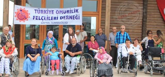 TOFD; 15 Engelli'yi Akülü Araç Sahibi Yaptı