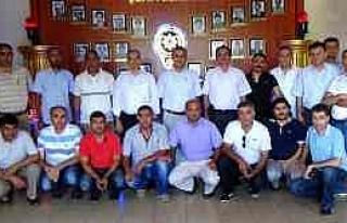 Mersin'de Ayın Polisleri Ödüllendirildi
