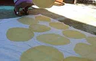 Yufkalar Ramazan Sofralarına Hazır