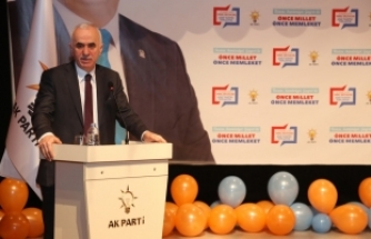AK Parti Bayburt Belediye Başkan Adayları Tanıtım Programı