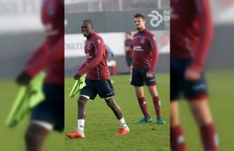 Trabzonspor, Balıkesirspor Baltok maçına hazır