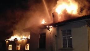 Bafra#039;da Çıkan Yangın Büyümeden Söndürüldü