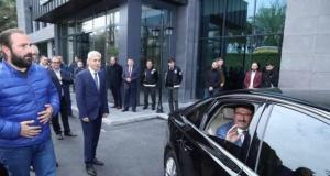 Genel Sekreter İlhan BAYRAM; Kocaeli'ye Veda Etti