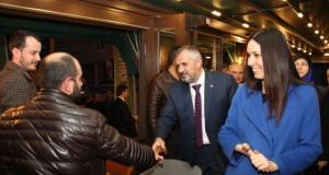 """Karaaslan: """"Başkan Kılıç Bafra'nın Gönlünde Önemli Bir Alan Oluşturdu"""""""