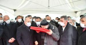 Şehit Muhammet Salih Kanca Son Yolculuğuna Uğurlandı