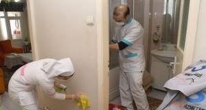 'Evde Bakım Hizmetleri' Tam Gaz Sürüyor