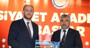 AK Parti Siyaset Akademisi Samsun'da Başladı