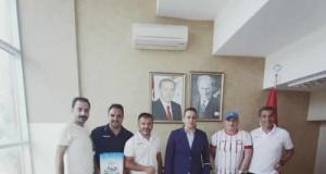 Alaçam, Ayak Tenisi Sertifika Programına Ev Sahipliği Yaptı