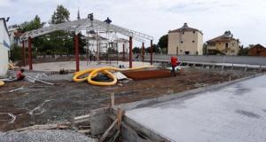 19 Mayıs Belediyesi'nden 1000 kişilik Kır Düğün Salonu Projesi