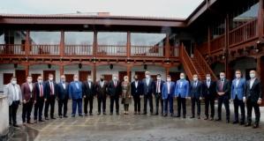 Başkan Aksu: Tüm Teşkilatlarımızla Sahadayız
