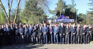 Bafra'da Çanakkale Deniz Zaferi'nin 104. Yıl Dönümü